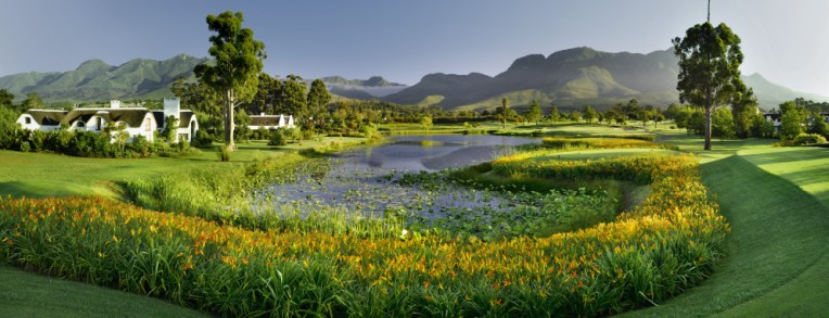 Fancourt Hotel and Country Club Estate - The Outeniqua