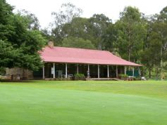 Pilgrims Rest Golf Club