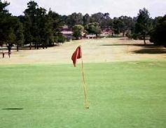 Services Golf Club