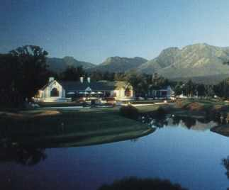 Fancourt Hotel and Country Club Estate - The Montagu